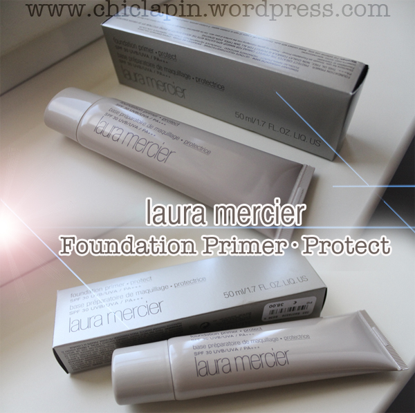 laura mercier primer protect review, photos, swatches reseña,fotos,opinion www.chiclapin.wordpress.com